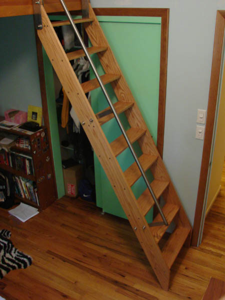 Standard Wood Ladder - SL01