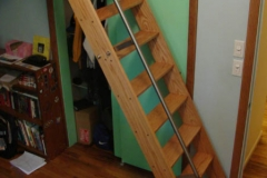 Standard Wood Ladder
