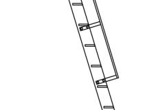 Standard Ladder - SL05