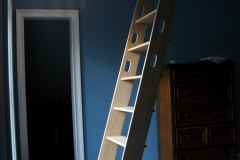 Ship Ladder with Hand Holds