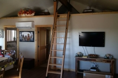 Straight Loft Ship Ladder