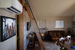 Straight Loft Ship Ladder