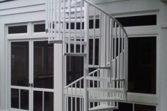 Aluminum Spiral Staircase in CT - SPS03