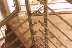 Stainless Steel Spiral Staircase in CT - SPS18