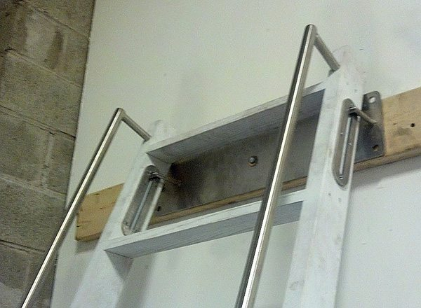Custom Ship Ladders Narrow Amp Alternating Tread Stair