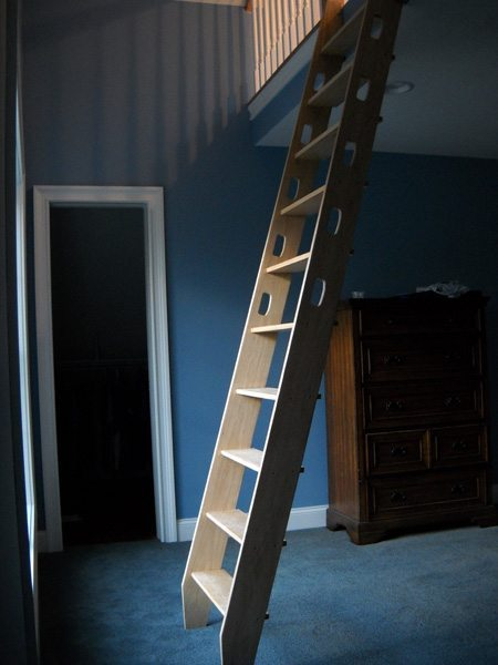 Custom Ship Ladders Narrow Amp Alternating Tread Stair