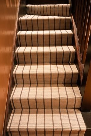 how to carpet your stair treads