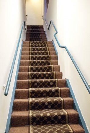 How To Carpet Your Stair Treads Acadia Stairs