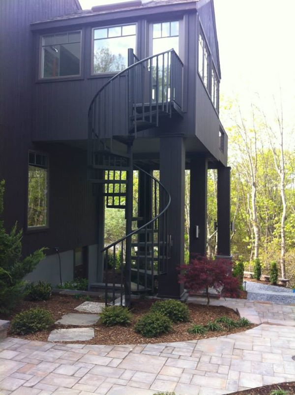 Find The Right Outdoor Staircase