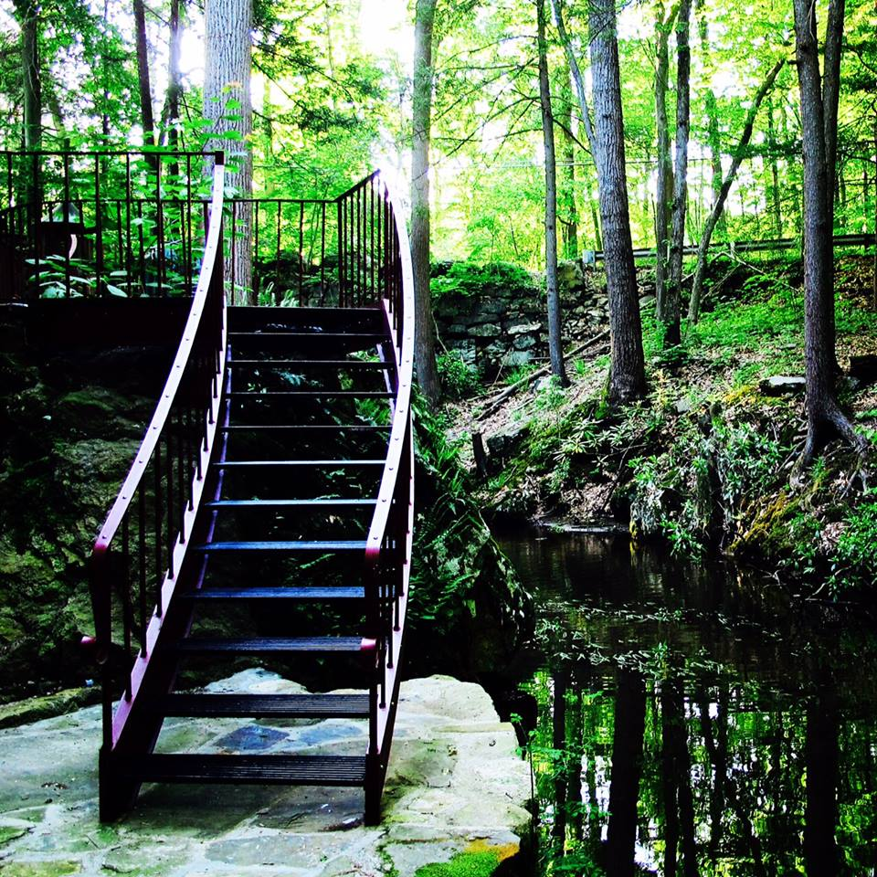 Update Your Outdoor Staircase This Summer Acadia Stairs