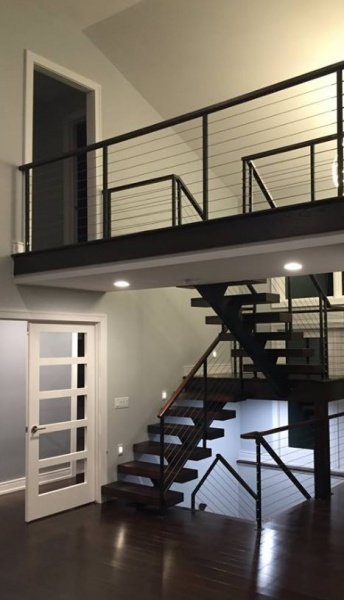 Remodel Around Staircase