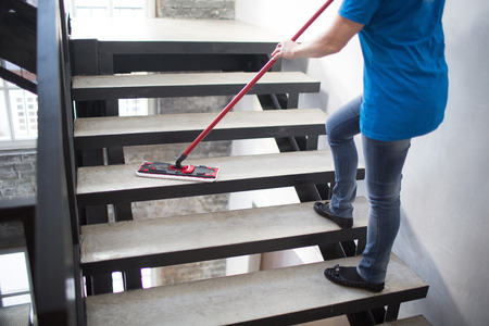 How to Clean and Maintain Your Staircase