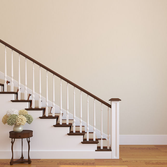 How to Pick Paint Colors for Your Hallways and Stairs
